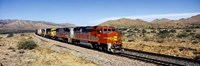 Santa Fe Railroad, Arizona Fine Art Print