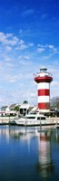 Harbour Town Lighthouse, Hilton Head Island, South Carolina Fine Art Print