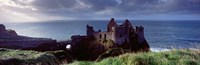 Dunluce Castle, County Antrim, Northern Ireland Fine Art Print