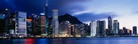 Central District, Hong Kong, Asia Fine Art Print