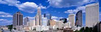Charlotte, North Carolina Fine Art Print