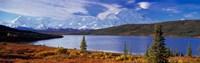 McKinley River, Denali National Park, AK Fine Art Print