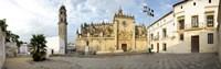 Jerez de la Frontera Cathedral, Andalusia, Spain Fine Art Print