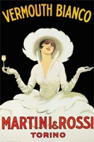 Martini And Rossi Fine Art Print