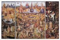 Garden Of Earthly Delights Fine Art Print
