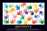 Diversity Fine Art Print