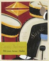 Savoy Ballroom Fine Art Print