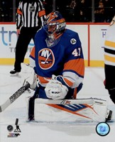 Jaroslav Halak 2015-16 Action Framed Print