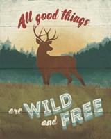Discover the Wild II Fine Art Print