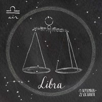 Night Sky Libra Fine Art Print