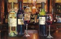 Reflection of Wine Fine Art Print