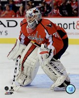Braden Holtby 2015-16 Action Fine Art Print