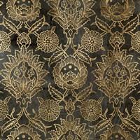 Golden Damask IV Fine Art Print