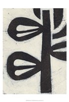 Symbiotic V Framed Print