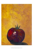 Bold Fruit III Framed Print