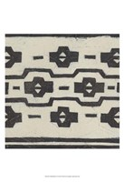 Tribal Patterns VI Fine Art Print