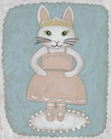 Ballerina Animal II Fine Art Print