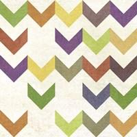 Arrow Pattern II Fine Art Print