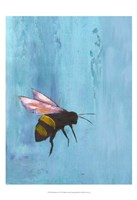 Pollinators I Framed Print