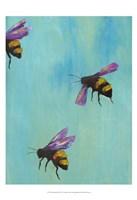 Pollinators III Fine Art Print