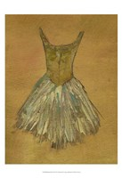 Ballerina Dress II Fine Art Print