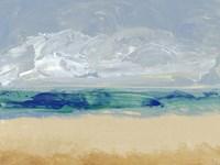 Eastern Shore I Framed Print
