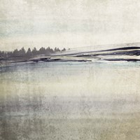 Forest Glimpse II Framed Print