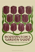 Boddington's Garden Guide III Fine Art Print