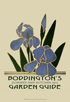 Boddington's Garden Guide IV Fine Art Print