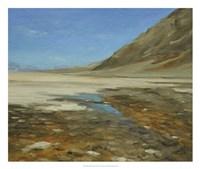 Badwater Basin, Death Valley Fine Art Print