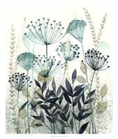 Allayed Floral II Framed Print