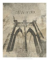 Remembering New York Framed Print