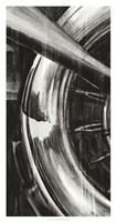 Vintage Propeller I Framed Print