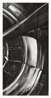 Vintage Propeller III Framed Print