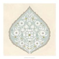 Floralia III Framed Print