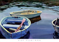 Boat Of Myself Fine Art Print