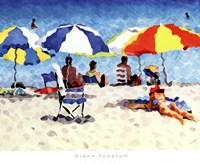 Heat Wave Fine Art Print