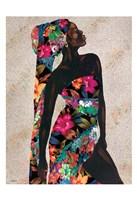 Floral Beauty Framed Print