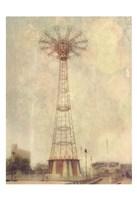 Vintage Coney Fine Art Print