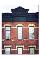 West Side Building Fine Art Print