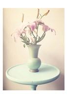 Flower Table 2 Fine Art Print