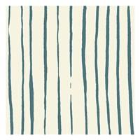Lined Pattern Reverse Framed Print