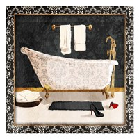 Traditional Bath Fine Art Print