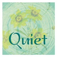 Quiet Fine Art Print