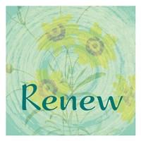 Renew Fine Art Print
