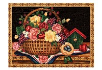 The Gift Basket Fine Art Print
