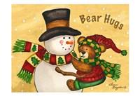 Bear Hugs Fine Art Print