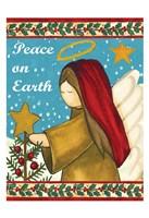Peace on Earth 2 Fine Art Print