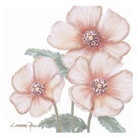 Pink Poppies 1 Fine Art Print