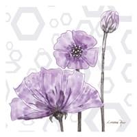 Poppy Arch 1 Fine Art Print